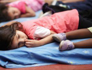 preschool naps